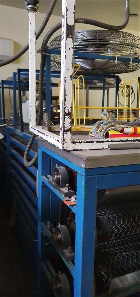 Image Flour Tortilla Plant Production Unit 1468031