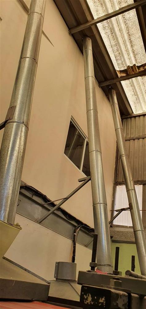 Image Flour Tortilla Plant Production Unit 1468043