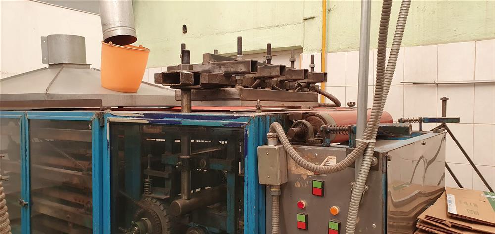 Image Flour Tortilla Plant Production Unit 1468047