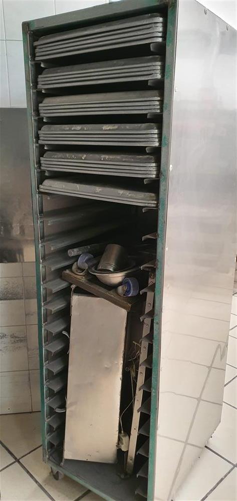 Image Flour Tortilla Plant Production Unit 1468052