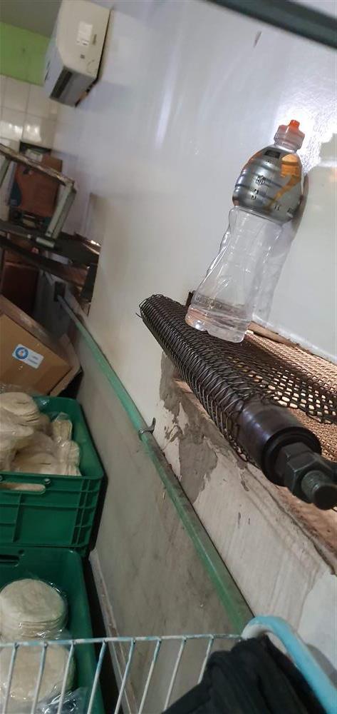 Image Flour Tortilla Plant Production Unit 1468038