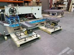 Image HEAT AND CONTROL Incline Four Product Feed Mixing Conveyor or Scales and Bagger Applications 1468384