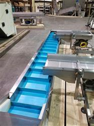 Image HEAT AND CONTROL Incline Four Product Feed Mixing Conveyor or Scales and Bagger Applications 1468386