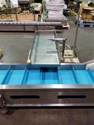 Image HEAT AND CONTROL Incline Four Product Feed Mixing Conveyor or Scales and Bagger Applications 1468387
