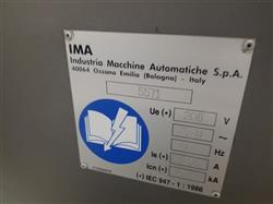 Image IMA BFB CP18 Automatic Case Packer with Tape Closure 1468628