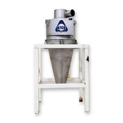 Image 36in KICE CKS36 LH Cyclone Separator - Stainless Steel  1469316