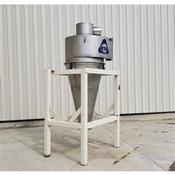 Image 36in KICE CKS36 LH Cyclone Separator - Stainless Steel  1469317