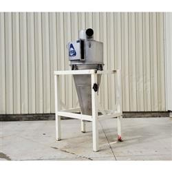 Image 36in KICE CKS36 LH Cyclone Separator - Stainless Steel  1469318