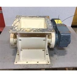 Image 10in Rotary Valve Feeder - Carbon Steel 1469559