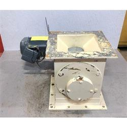 Image 10in Rotary Valve Feeder - Carbon Steel 1469560
