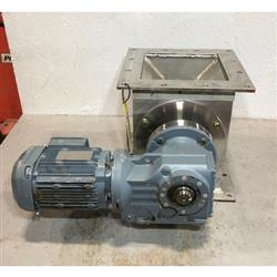 Image 10in Rotary Valve Feeder -Stainless Steel 1469520