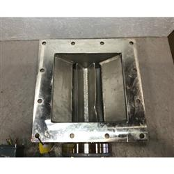 Image 10in Rotary Valve Feeder -Stainless Steel 1469521