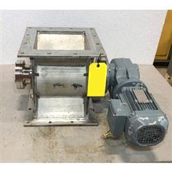 Image 10in Rotary Valve Feeder -Stainless Steel 1469564
