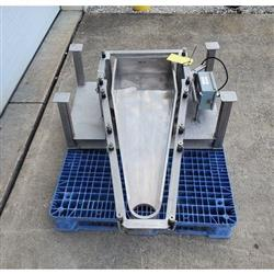 Image LGH INDUSTRIAL Vibratory Feeder - 14inW X 46inL, Stainless Steel 1469678