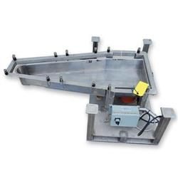 Image LGH INDUSTRIAL Vibratory Feeder - 14inW X 46inL, Stainless Steel 1469675