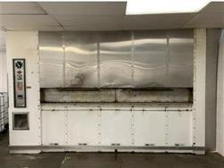 Image REED Oven Revolving Bakery Oven - Model 8-26x128 1469724