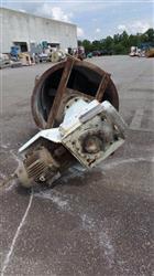 Image 370 Gallon Mixing Tank with LIGHTNIN Mixer and 3 HP Motor 1469891
