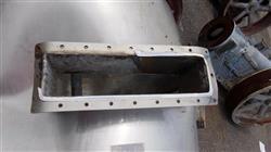 Image 370 Gallon Mixing Tank with LIGHTNIN Mixer and 3 HP Motor 1469883