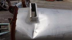 Image 370 Gallon Mixing Tank with LIGHTNIN Mixer and 3 HP Motor 1469884
