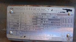 Image 370 Gallon Mixing Tank with LIGHTNIN Mixer and 3 HP Motor 1469889