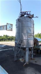 Image Aluminum Sided Heated Tank 1469981
