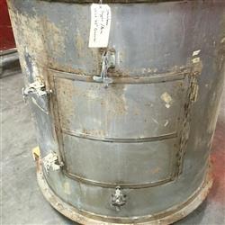 Image Hopper Bin - Stainless Steel 1469982