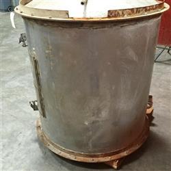 Image Hopper Bin - Stainless Steel 1469984