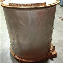 Image Hopper Bin - Stainless Steel 1469985