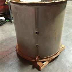 Image Hopper Bin - Stainless Steel 1469986