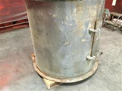 Image Hopper Bin - Stainless Steel 1469990