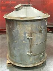 Image Hopper Bin - Stainless Steel 1469991