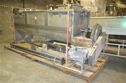 Image 120 Cu.Ft. S. HOWES Ribbon Blender - Stainless Steel 1470241