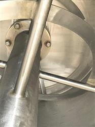 Image 120 Cu.Ft. S. HOWES Ribbon Blender - Stainless Steel 1470246