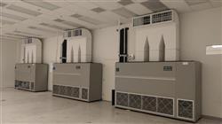 Image 30 Ton LIEBERT AC System - Lot of 3 1470335
