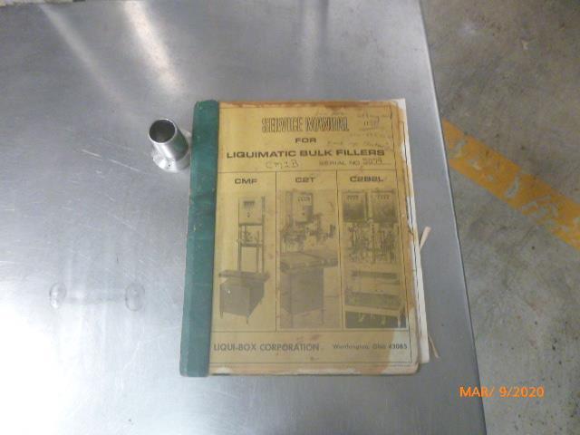Image LIQUI-BOX Bag in Box Filler 1470615