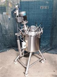 Image DIESSEL 140 LT Mixing Tank with Cooling Coil 1471114