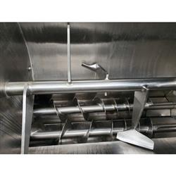 Image 75 Cu. Ft. AMERICAN PROCESS SYSTEMS Paddle Blender Mixer - Stainless Steel Sanitary 1471768