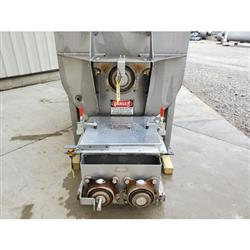 Image 75 Cu. Ft. AMERICAN PROCESS SYSTEMS Paddle Blender Mixer - Stainless Steel Sanitary 1471771