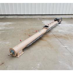 Image Tubular Drop-Bottom Screw Conveyor - 7in Dia. X 11ft-9in 1471815