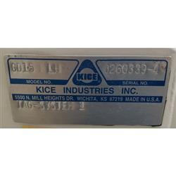 Image KICE CD 15 Pre-Filter Cyclone Separator  1471829