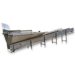 Image Conveyor without Belt or Drive - Parts, Stainless Steel 1471849