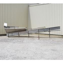 Image Conveyor without Belt or Drive - Parts, Stainless Steel 1471850
