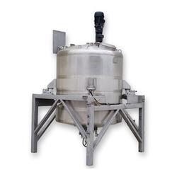 Image 750 Gallon WALKER Weigh Batch Mix Tank Processor - 316 Stainless Steel 1471899