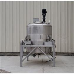 Image 750 Gallon WALKER Weigh Batch Mix Tank Processor - 316 Stainless Steel 1471900