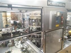 Image KRONES Packaging, Filling and Cleaning Bottling System 1471949