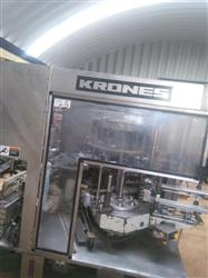 Image KRONES Packaging, Filling and Cleaning Bottling System 1471952