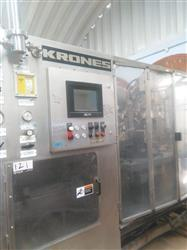 Image KRONES Packaging, Filling and Cleaning Bottling System 1471939
