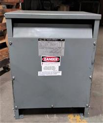 Image SQUARE D Sorgel Three Phase Insulated Transformer 1472348
