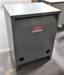 Image SQUARE D Sorgel Three Phase Insulated Transformer 1472349