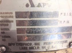 Image APV CREPACO Pump - Model M-2L/052/5.5 1493854